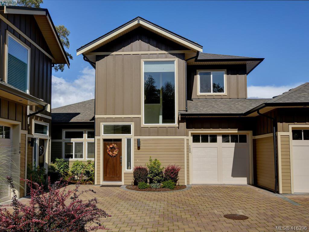 Main Photo: 122 3640 Propeller Place in VICTORIA: Co Royal Bay Row/Townhouse for sale (Colwood)  : MLS®# 416396