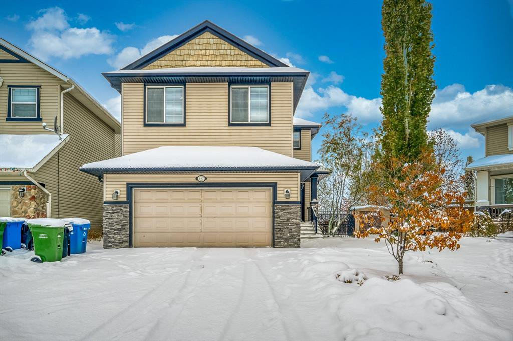 Main Photo: 127 Everwoods Green SW in Calgary: Evergreen Detached for sale : MLS®# A1045514