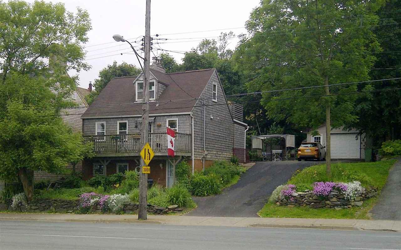 The Blackadar Cottage