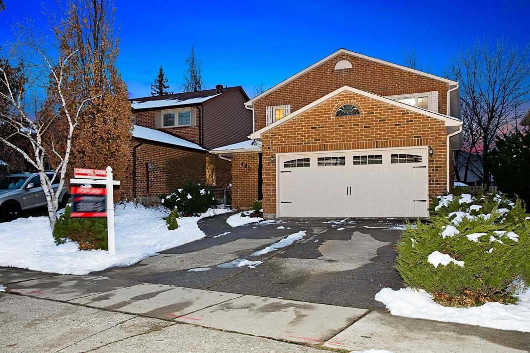 Main Photo: 408 Vanier Drive in Milton: Bronte Meadows House (2-Storey) for sale : MLS®# W5058423