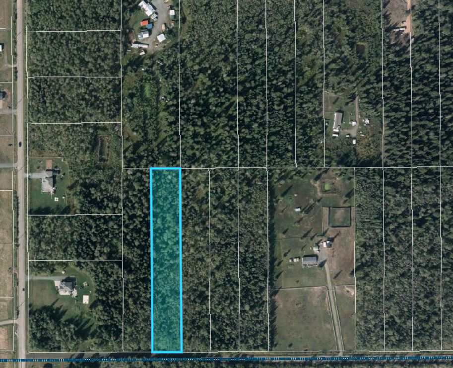 """Main Photo: 5772 VEEKENS Road in Prince George: South Blackburn Land for sale in """"South Blackburn/Pineview"""" (PG City South East (Zone 75))  : MLS®# R2525181"""