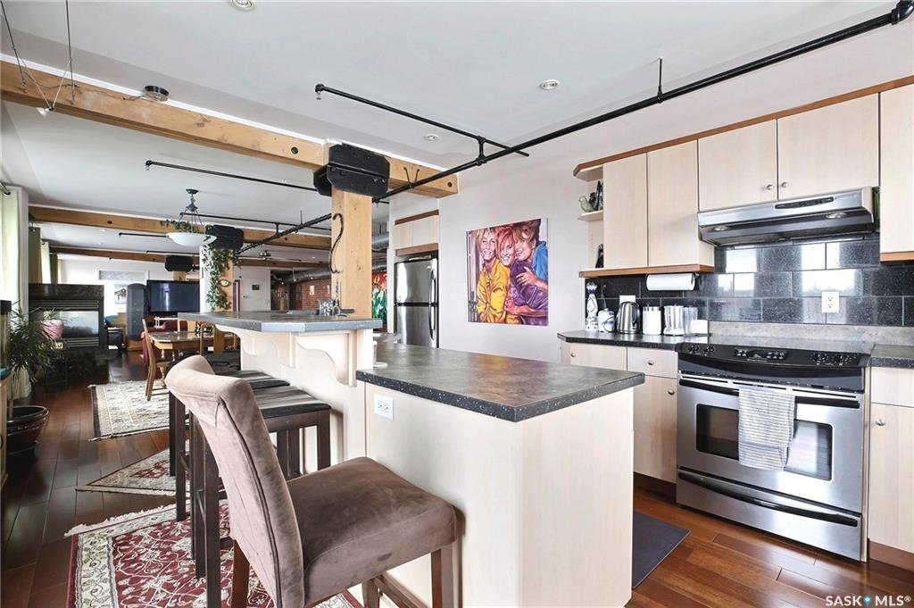 Main Photo: 401 2206 Dewdney Avenue in Regina: Warehouse District Condominium for sale : MLS®# SK785048