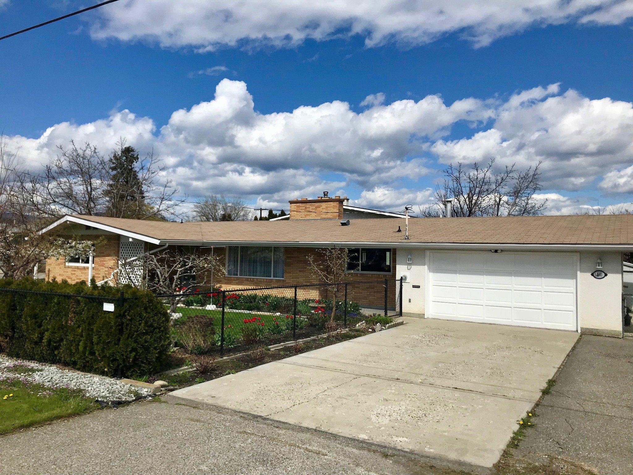 Main Photo: 400 Dudgeon Road in Kelowna: Rutland North House for sale (Central Okanagan)  : MLS®# 10190727