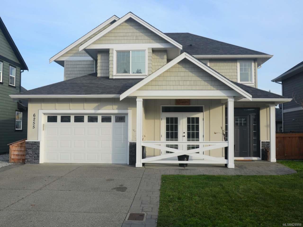 Main Photo: 6255 Averill Dr in DUNCAN: Du West Duncan House for sale (Duncan)  : MLS®# 828959