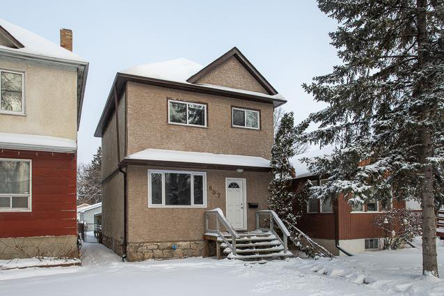 Main Photo: 607 Jubilee Avenue in Winnipeg: Fort Rouge Residential for sale (1A)  : MLS®# 1932844