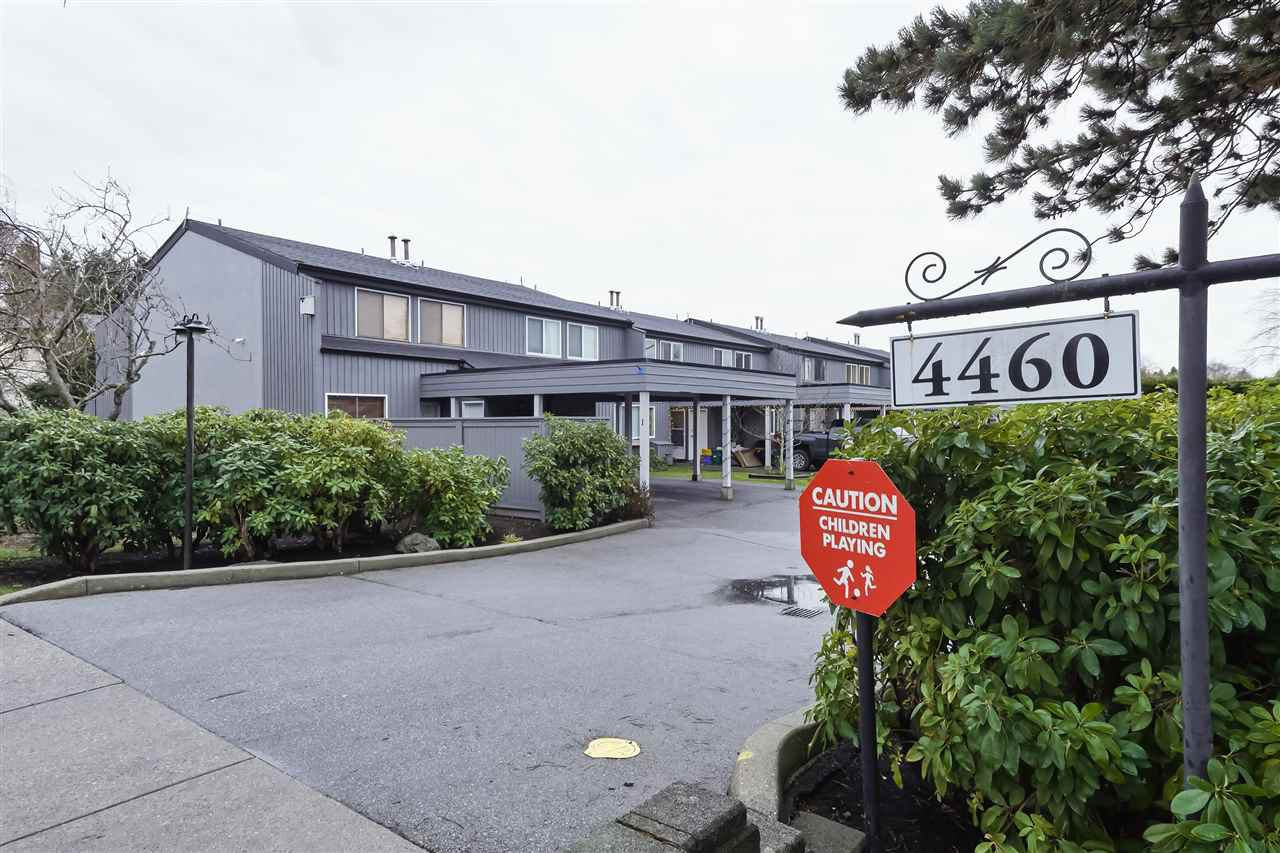 Main Photo: 6 4460 GARRY STREET in Richmond: Steveston South Townhouse for sale : MLS®# R2424595