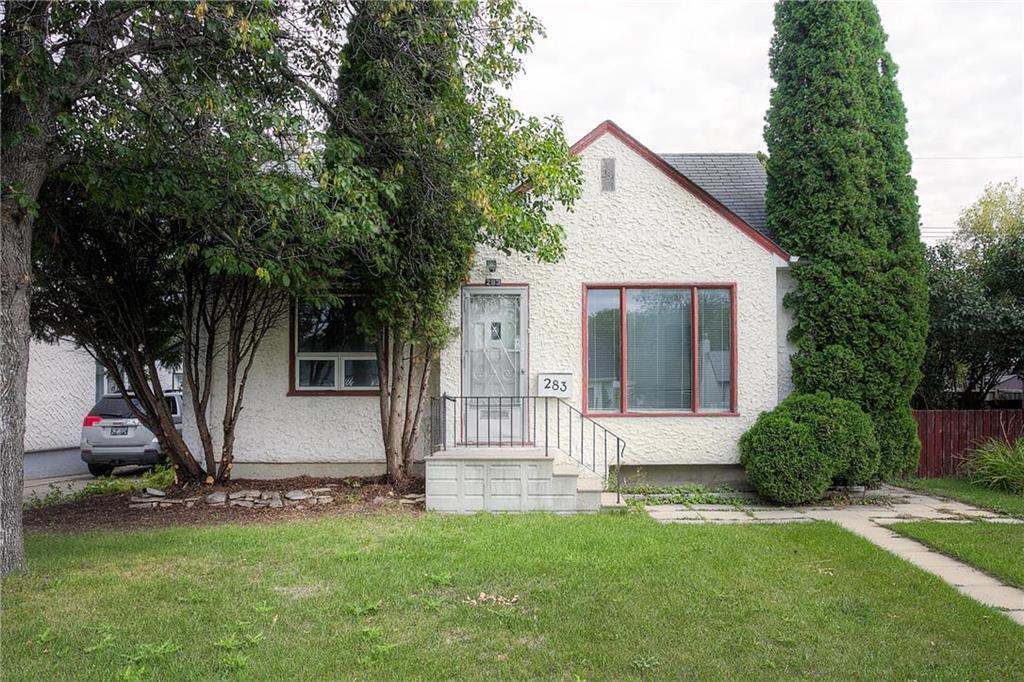 Main Photo: 283 Amherst Street in Winnipeg: St James Single Family Detached for sale (5E)  : MLS®# 202022987