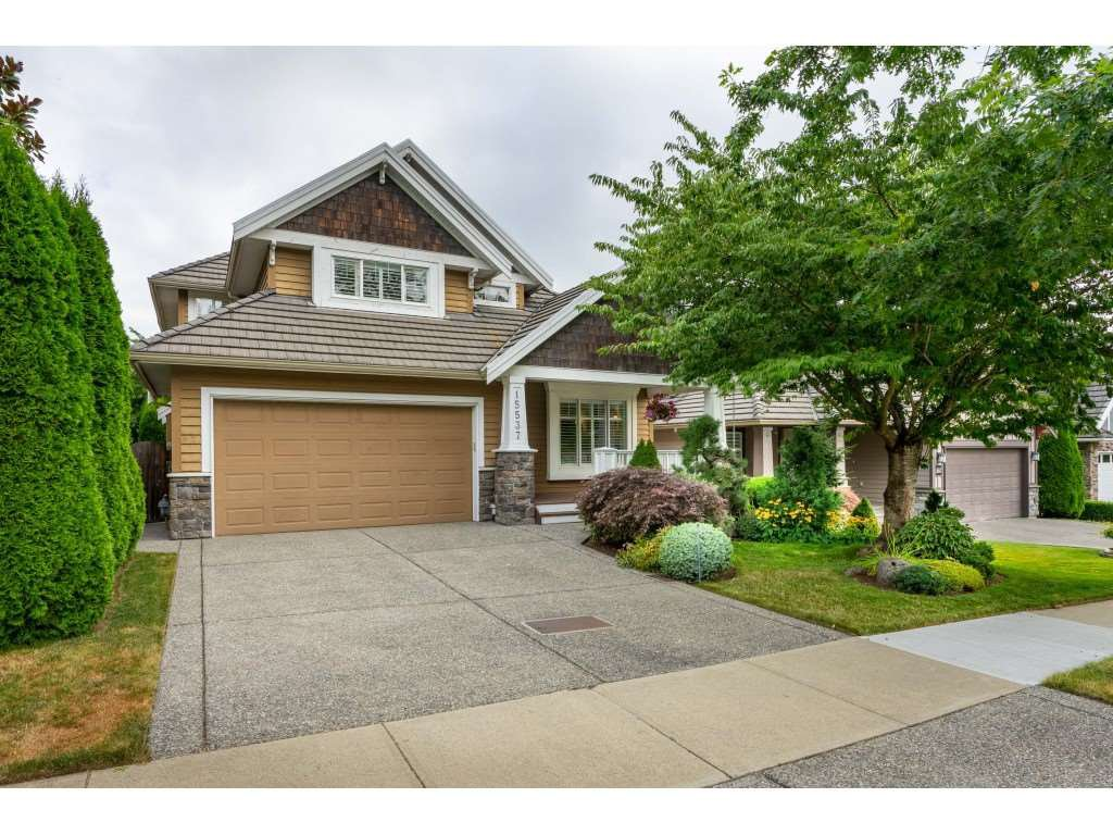 "Main Photo: 15537 37A Avenue in Surrey: Morgan Creek House for sale in ""Ironwood"" (South Surrey White Rock)  : MLS®# R2396446"