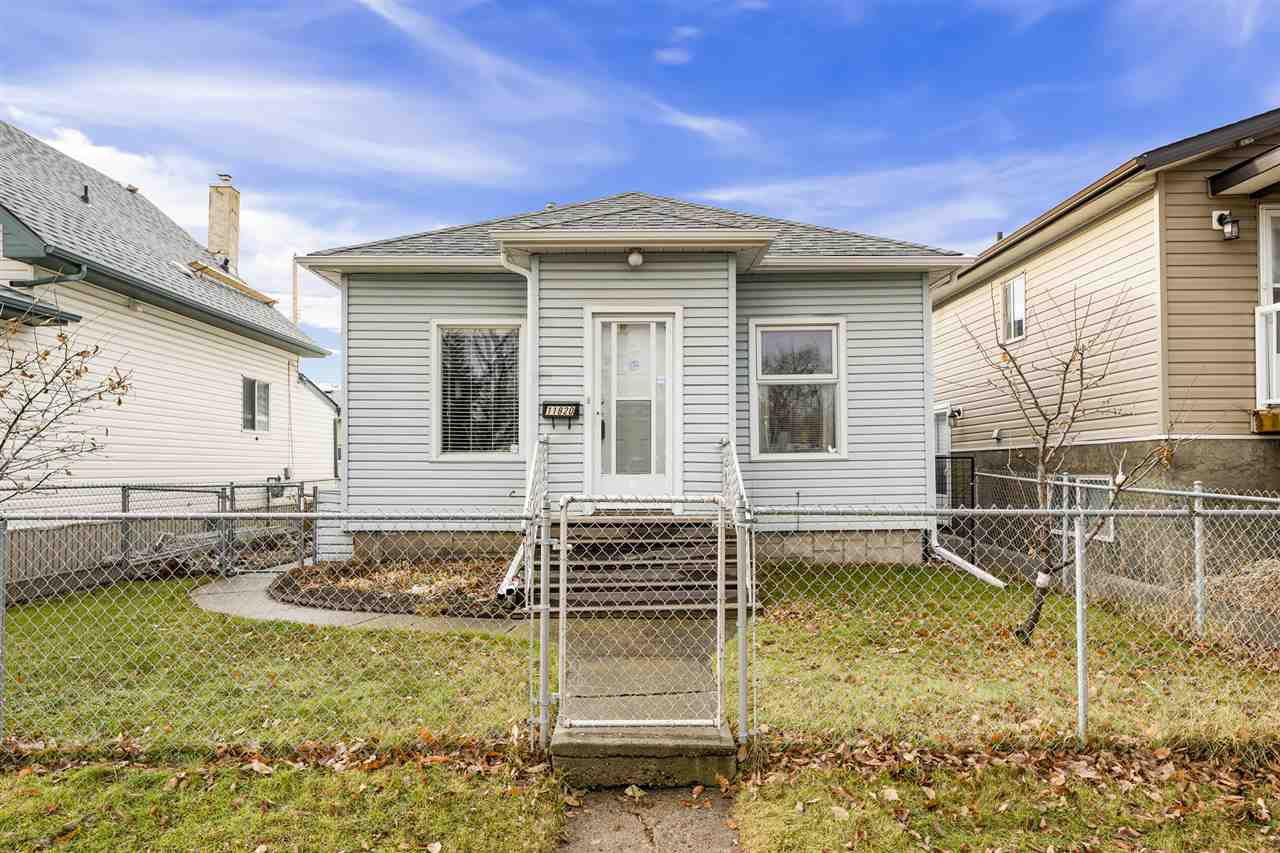 Main Photo: 11820 93 Street in Edmonton: Zone 05 House for sale : MLS®# E4179526