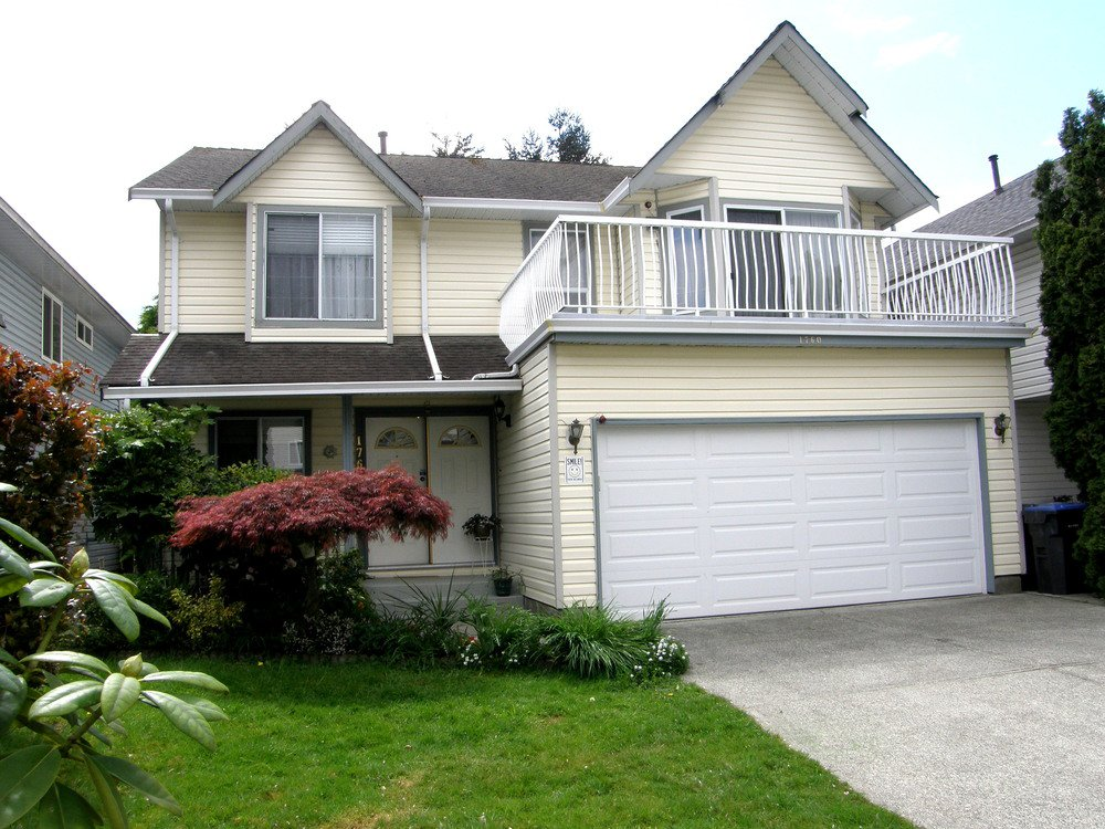 Main Photo: 1760 PEKRUL PLACE in PORT COQUITLAM: Home for sale : MLS®# R2061658