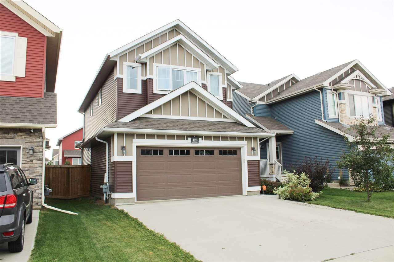 Main Photo: 4393 CRABAPPLE Crescent in Edmonton: Zone 53 House for sale : MLS®# E4181829