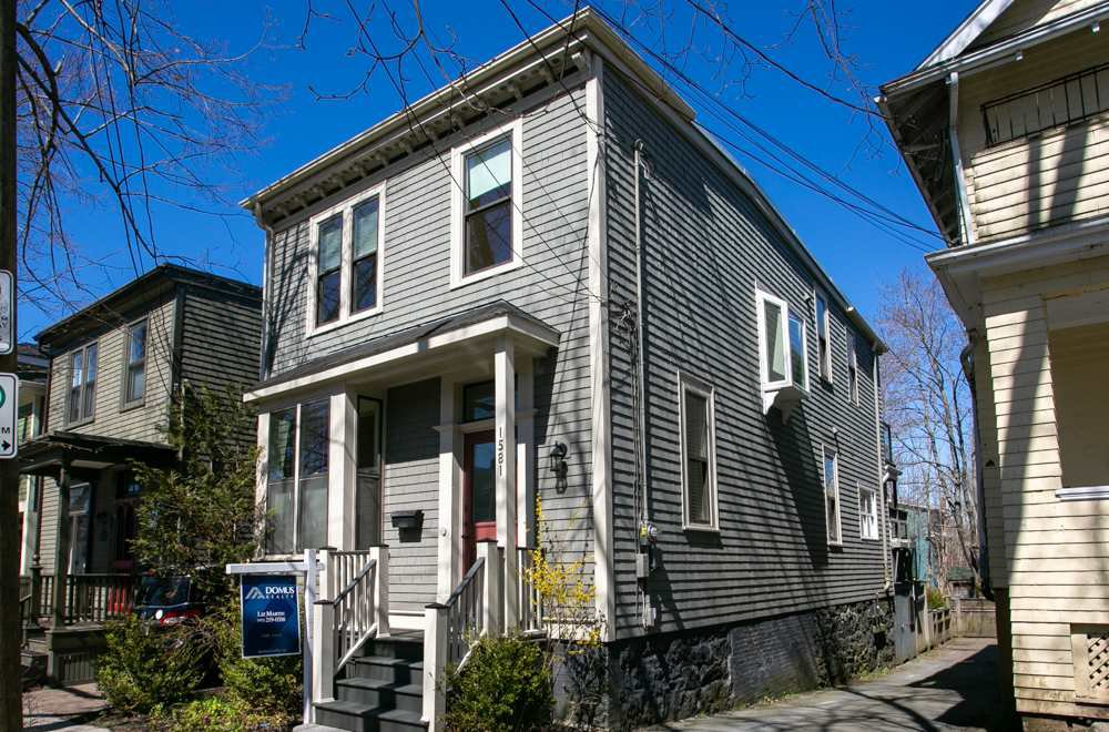 Main Photo: 1581 Vernon Street in Halifax: 2-Halifax South Residential for sale (Halifax-Dartmouth)  : MLS®# 202003424