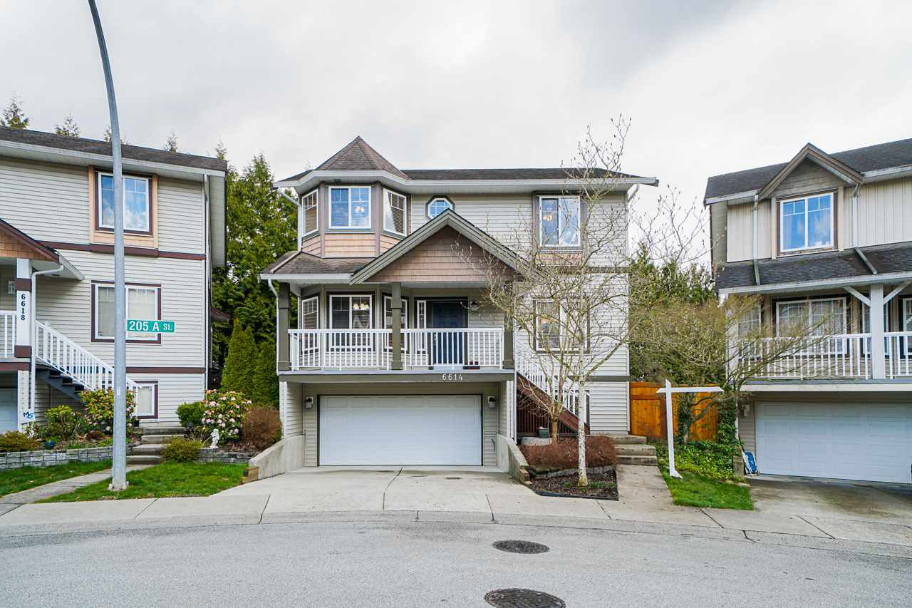 "Main Photo: 6614 205A Street in Langley: Willoughby Heights House for sale in ""Willow Ridge"" : MLS®# R2447059"