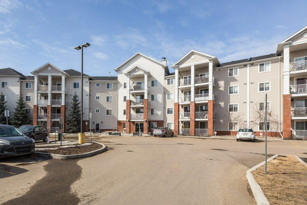 Main Photo: 320 920 156 Street in Edmonton: Zone 14 Condo for sale : MLS®# E4194122