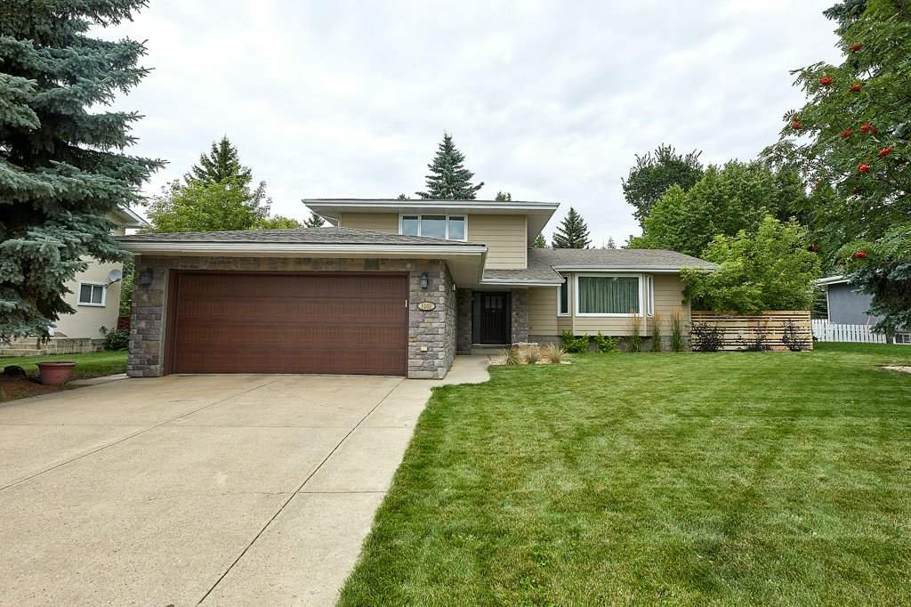Main Photo: 5103 LANSDOWNE Drive in Edmonton: Zone 15 House for sale : MLS®# E4211984