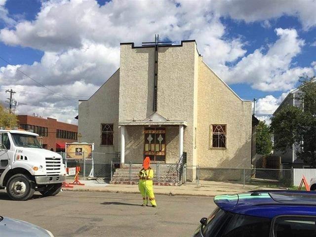 Main Photo: 10665 98 Street in Edmonton: Zone 13 Institutional for sale : MLS®# E4224034