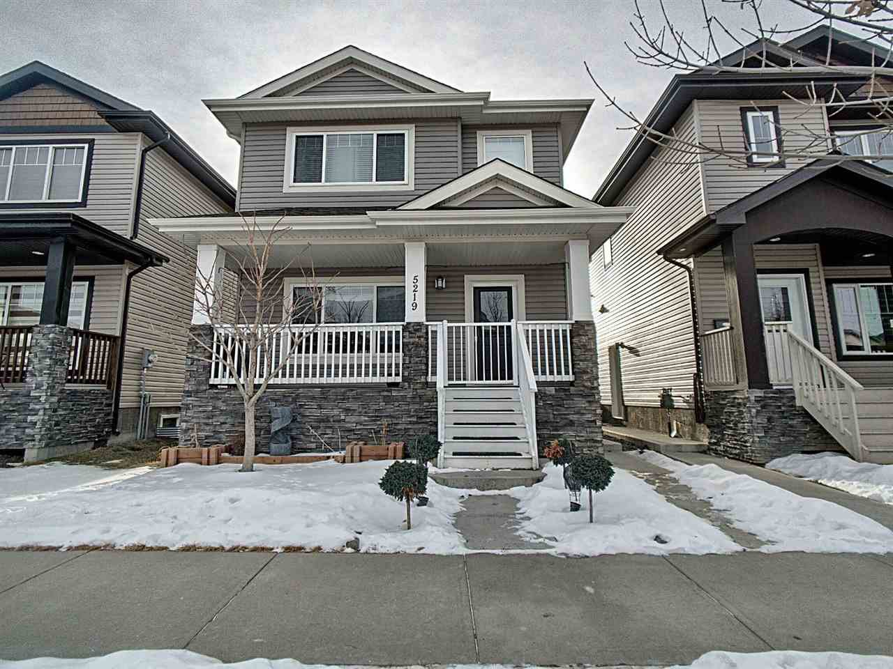 Main Photo: 5219 1A Avenue in Edmonton: Zone 53 House for sale : MLS®# E4224968