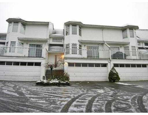 """Main Photo: 1180 FALCON Drive in Coquitlam: Eagle Ridge CQ Townhouse for sale in """"FALCON HEIGHTS"""" : MLS®# V624916"""