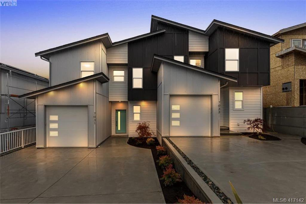 Main Photo: 7033 Brailsford Place in SOOKE: Sk Sooke Vill Core Half Duplex for sale (Sooke)  : MLS®# 417142