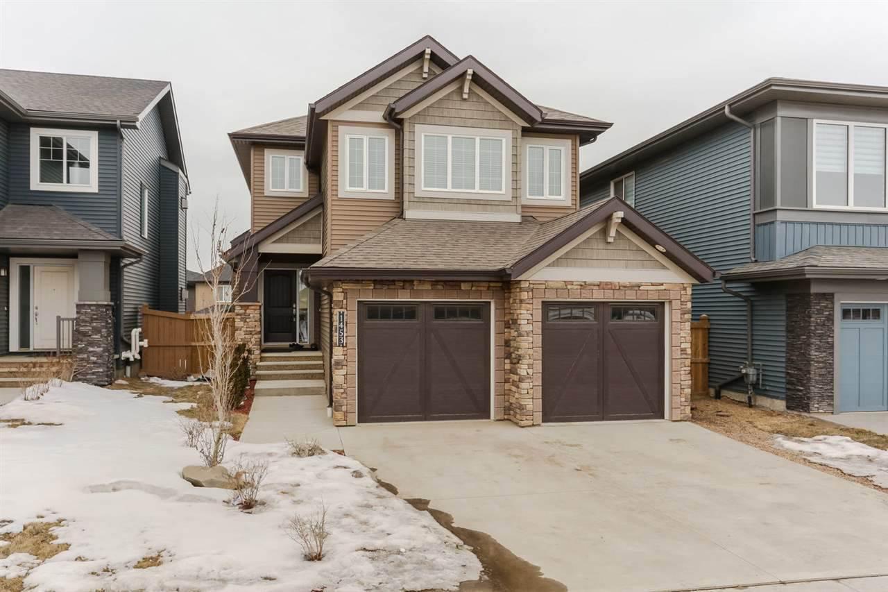 Main Photo: 1453 Watt Drive in Edmonton: Zone 53 House for sale : MLS®# E4180795