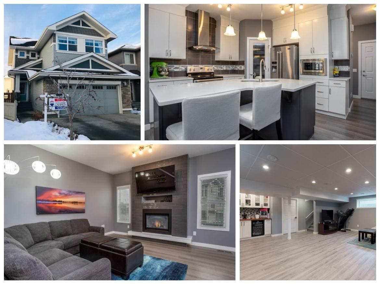Main Photo: 3097 CARPENTER Landing in Edmonton: Zone 55 House for sale : MLS®# E4183774