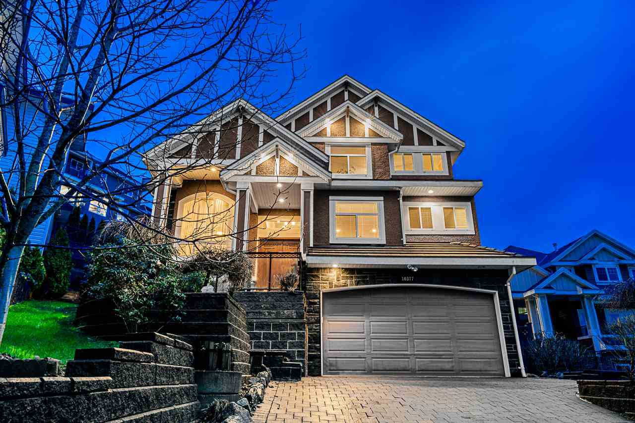 Main Photo: 10377 174 Street in Surrey: Fraser Heights House for sale (North Surrey)  : MLS®# R2432710
