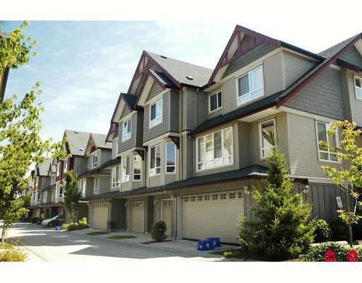 Main Photo: 6 16760 61ST AV, Cloverdale, Surrey, BC, V3S 3V4 in Surrey: Cloverdale Residential Attached for sale : MLS®# F2917499