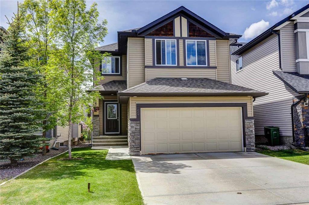 Main Photo: 59 EVEROAK Green SW in Calgary: Evergreen Detached for sale : MLS®# A1019669