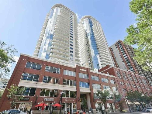 Main Photo: 2001 10136 104 Street in Edmonton: Zone 12 Condo for sale : MLS®# E4213396