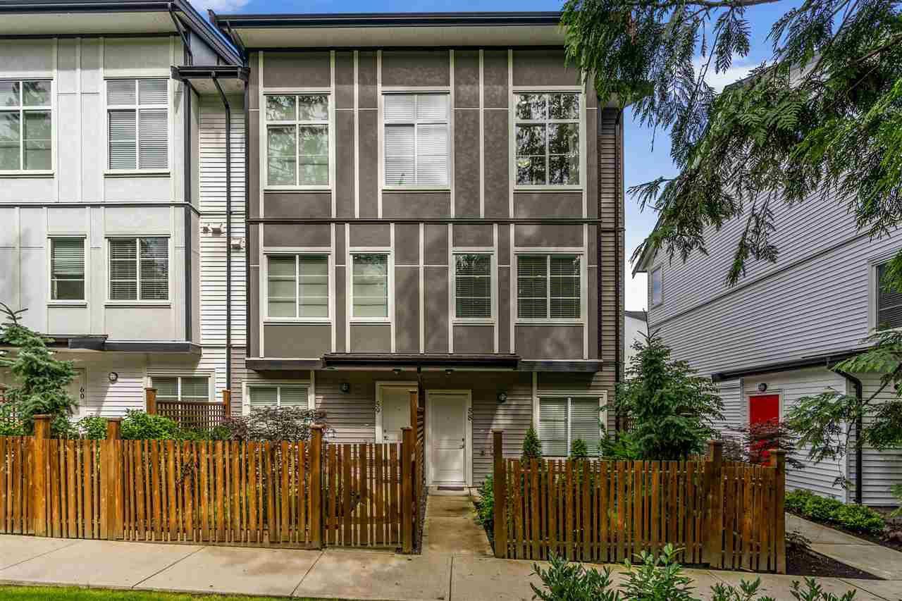 Main Photo: 58 5867 129 STREET in Surrey: Panorama Ridge Townhouse for sale : MLS®# R2474716