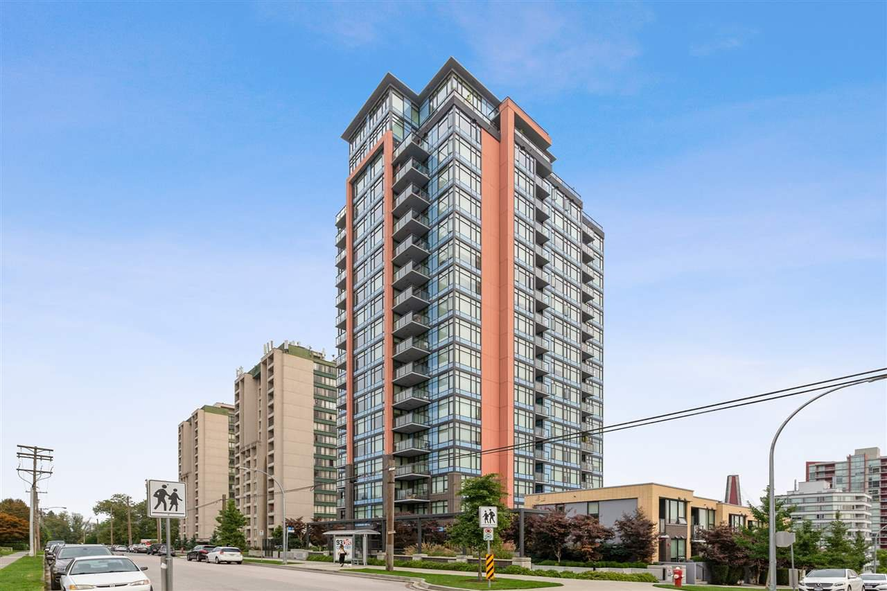 """Main Photo: 1403 188 AGNES Street in New Westminster: Downtown NW Condo for sale in """"THE ELLIOT"""" : MLS®# R2504898"""