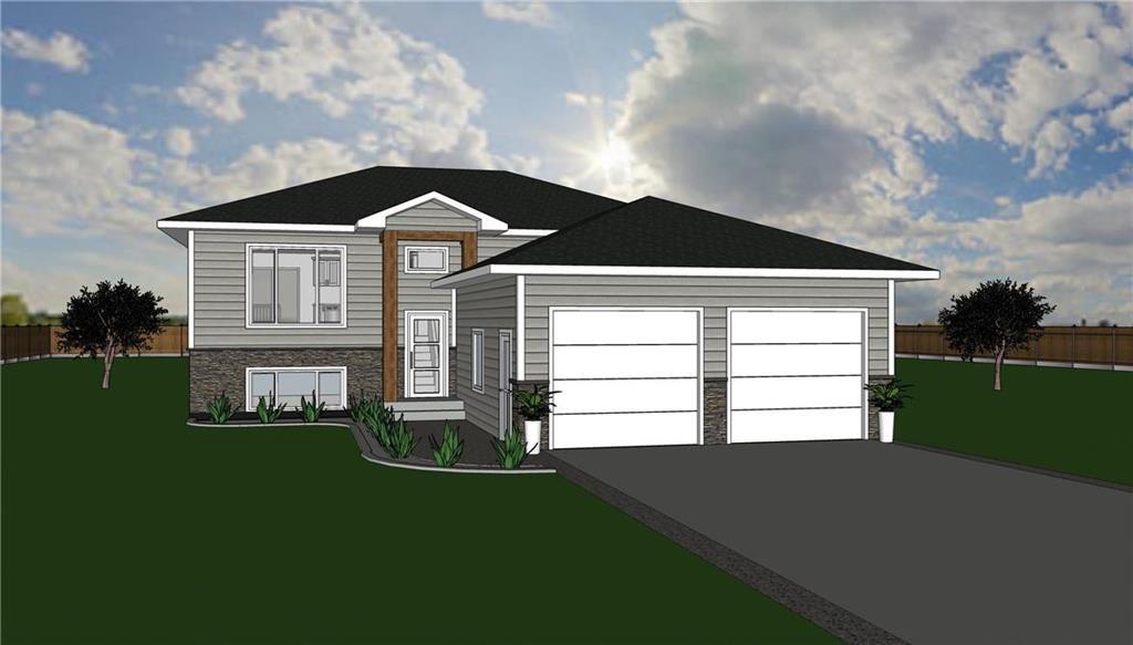 Main Photo: 14 Stoney Creek Drive in Blumenort: R16 Residential for sale : MLS®# 202024782