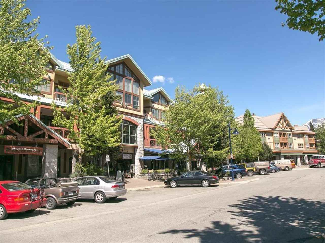 Main Photo: 208 209 4368 MAIN Street in Whistler: Whistler Village Office for lease : MLS®# C8036050