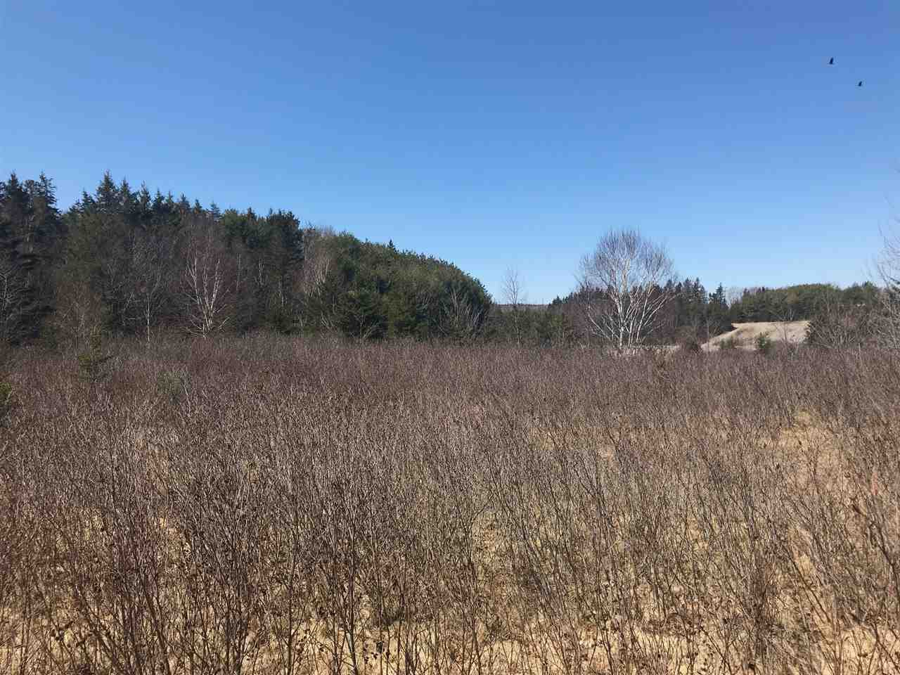 Main Photo: 11574 Highway 7 in Lake Charlotte: 35-Halifax County East Vacant Land for sale (Halifax-Dartmouth)  : MLS®# 201927372