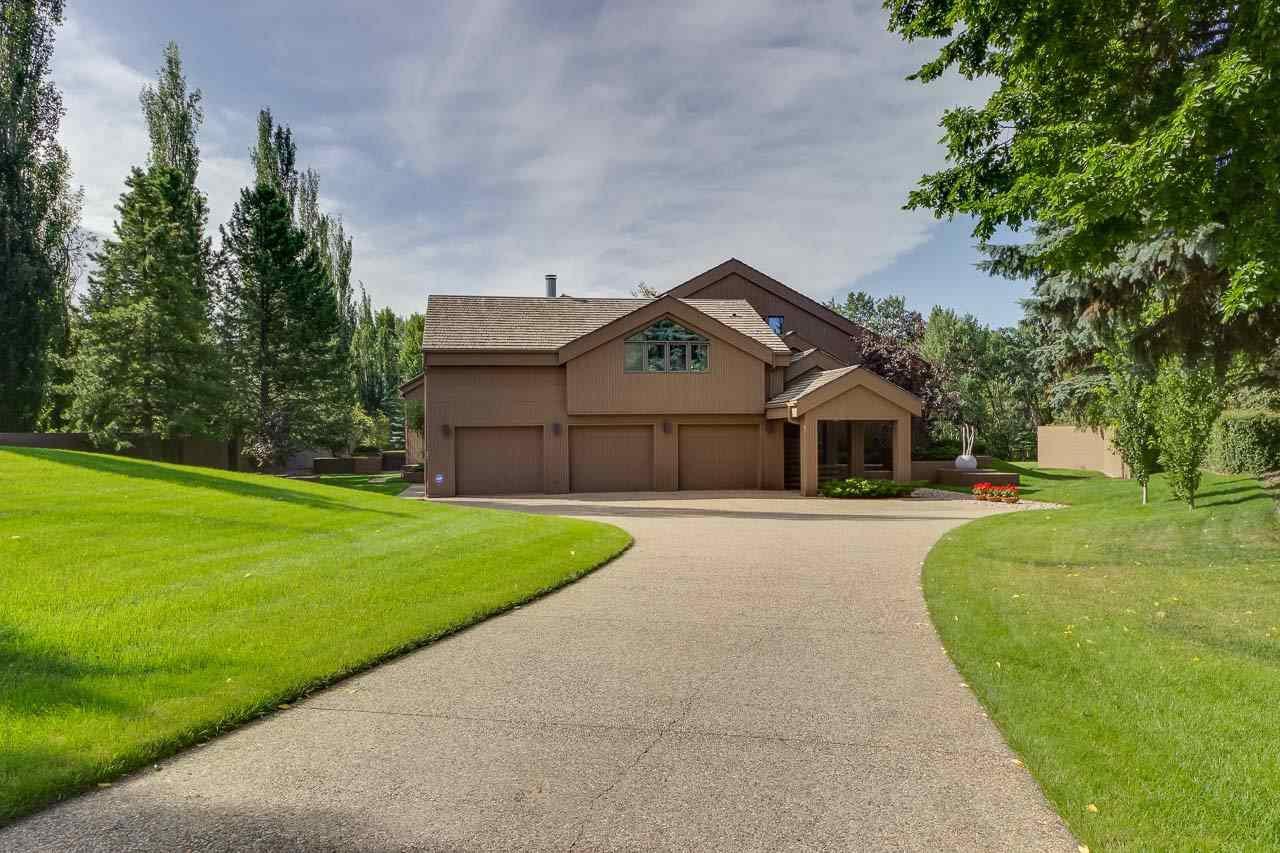 Main Photo: 18107 4 Avenue in Edmonton: Zone 56 House for sale : MLS®# E4190773
