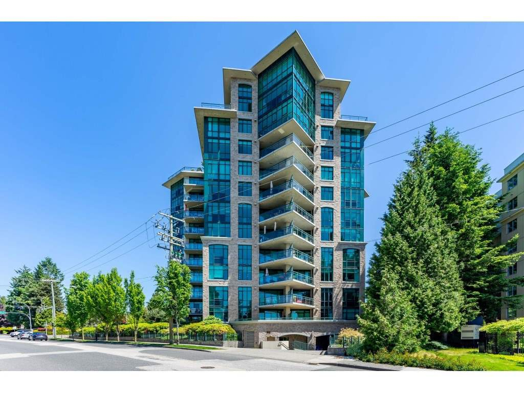 """Main Photo: 203 14824 NORTH BLUFF Road: White Rock Condo for sale in """"Belaire"""" (South Surrey White Rock)  : MLS®# R2459201"""