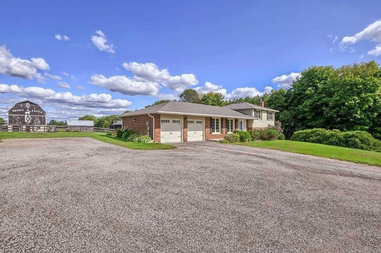 Main Photo: 6439 Concession 5 Road in Uxbridge: Rural Uxbridge House (Sidesplit 4) for sale : MLS®# N4848661