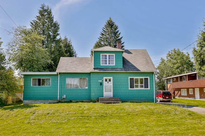 Main Photo: 45286 BERNARD AVENUE in Chilliwack: Chilliwack W Young-Well House for sale : MLS®# R2464793