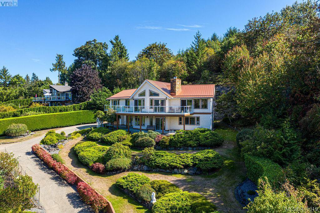 Main Photo: 1205 Readings Drive in NORTH SAANICH: NS Lands End Single Family Detached for sale (North Saanich)  : MLS®# 415319