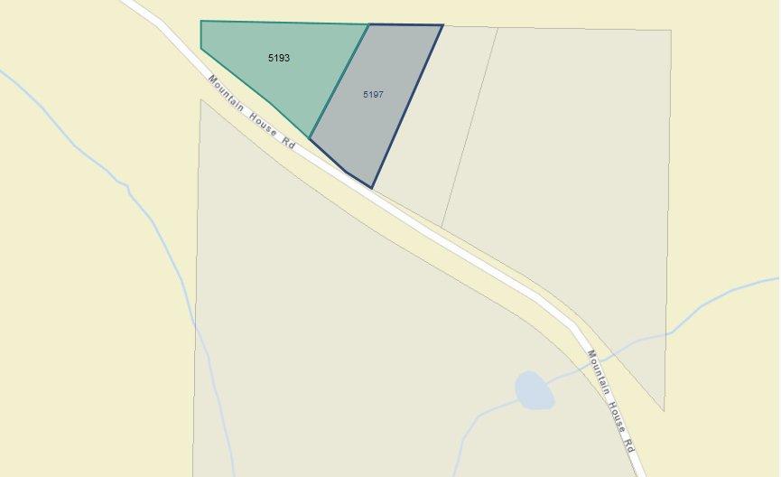 Main Photo: 5197 MOUNTAIN HOUSE Road in Williams Lake: Williams Lake - Rural North Land for sale (Williams Lake (Zone 27))  : MLS®# R2402749