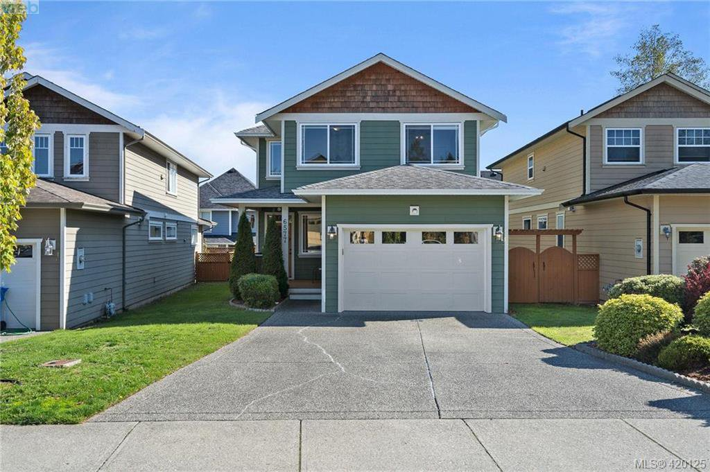 Main Photo: 6577 Arranwood Dr in SOOKE: Sk Sooke Vill Core Single Family Detached for sale (Sooke)  : MLS®# 831387