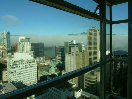"""Photo 9: Photos: 2903 438 SEYMOUR Street in Vancouver: Downtown VW Condo for sale in """"CONFERENCE PLAZA"""" (Vancouver West)  : MLS®# V629088"""