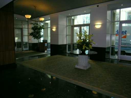 """Photo 8: Photos: 2903 438 SEYMOUR Street in Vancouver: Downtown VW Condo for sale in """"CONFERENCE PLAZA"""" (Vancouver West)  : MLS®# V629088"""