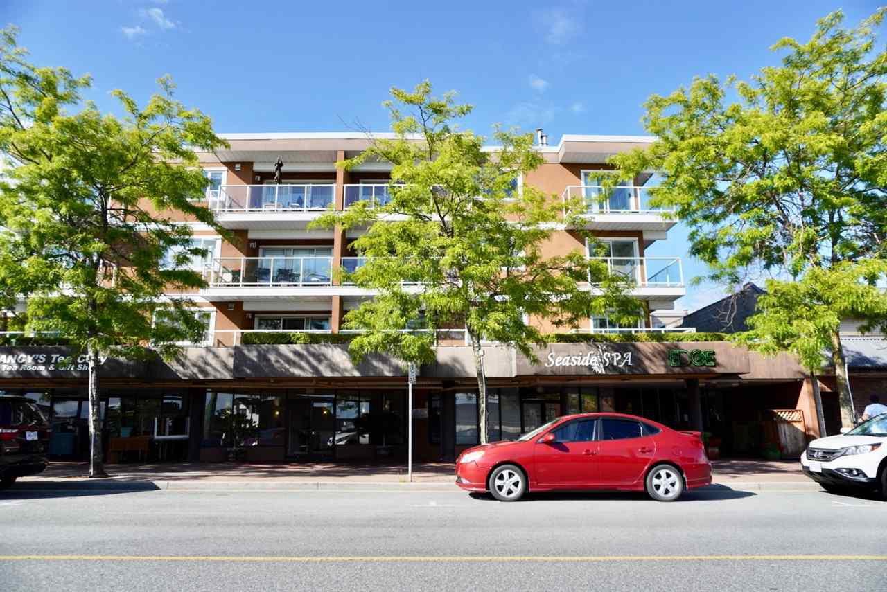 Main Photo: 303 15233 PACIFIC Avenue: White Rock Condo for sale (South Surrey White Rock)  : MLS®# R2460709