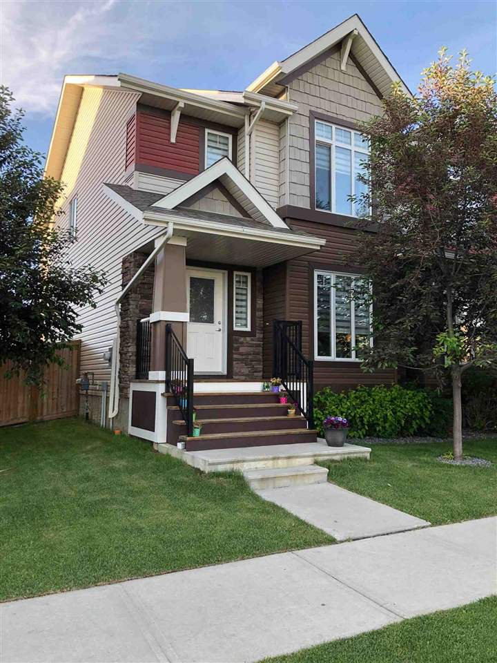 Main Photo:  in Edmonton: Zone 55 Attached Home for sale : MLS®# E4203768