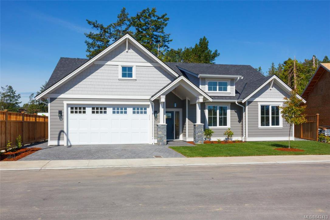Main Photo: 9250 Bakerview Close in North Saanich: NS Bazan Bay Single Family Detached for sale : MLS®# 842413