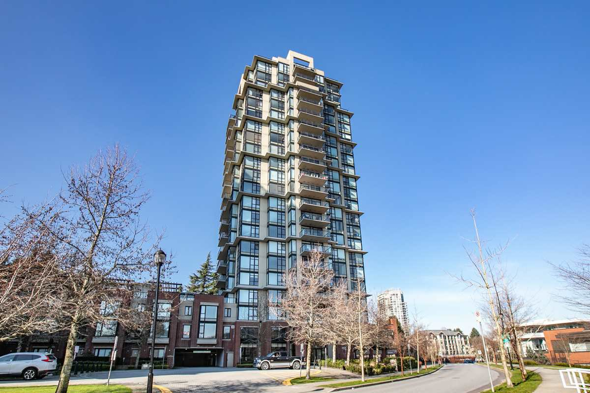 Main Photo: 1103 15 E ROYAL Avenue in New Westminster: Fraserview NW Condo for sale : MLS®# R2480972