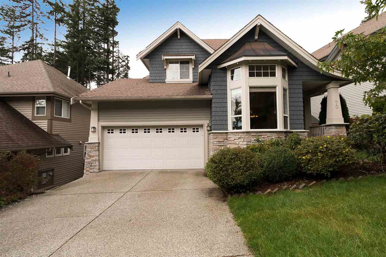 """Main Photo: 70 HAWTHORN Drive in Port Moody: Heritage Woods PM House for sale in """"Evergreen Heights by Parklane"""" : MLS®# R2499039"""