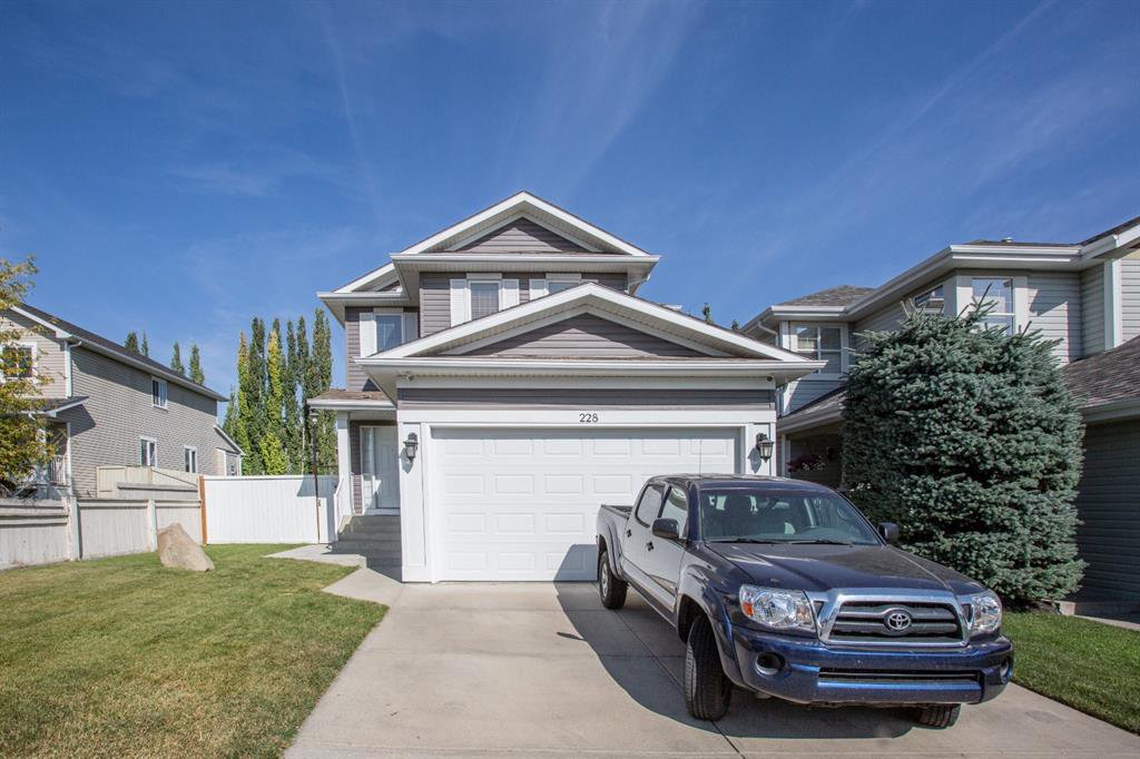 Main Photo: 228 BRIDLEWOOD Common SW in Calgary: Bridlewood Detached for sale : MLS®# A1034848