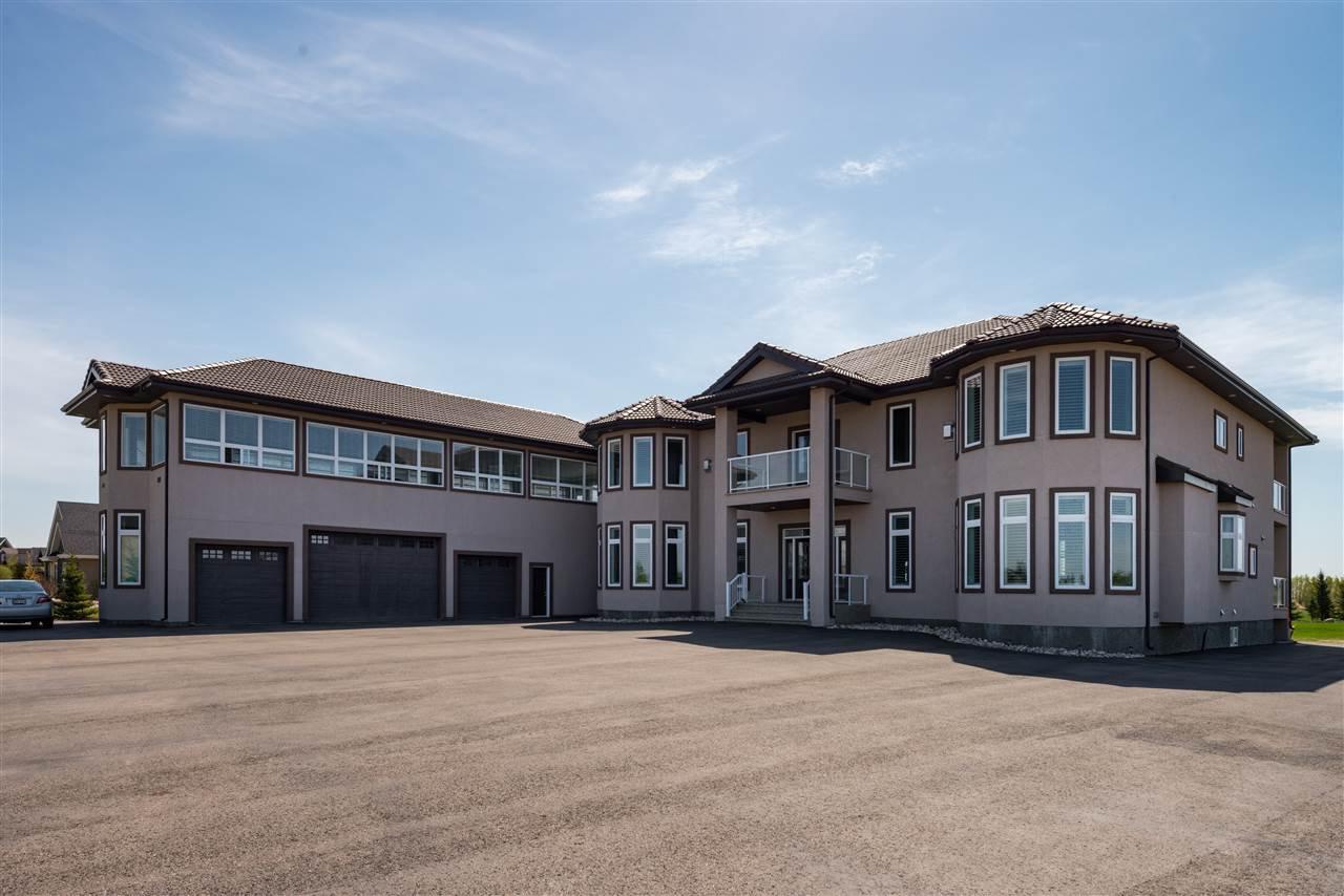 Main Photo: 30 50565 RGE RD 245: Rural Leduc County House for sale : MLS®# E4218463
